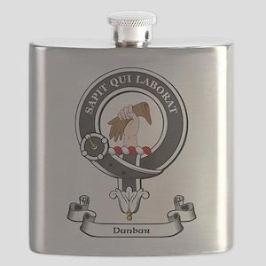 Badge-Dunbar [Linlithgow] Flask